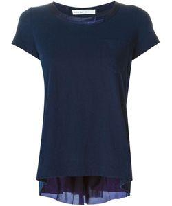 Sacai Luck | Pleated Back T-Shirt