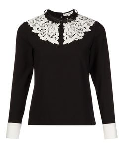 MURRAL | Lace Collar Sweater