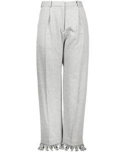 TARO HORIUCHI | Tassel Gaucho Trousers