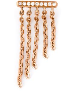 DIMA | Pendent Chains Single Earring