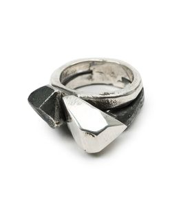 LEE BRENNAN DESIGN | Faceted Ring