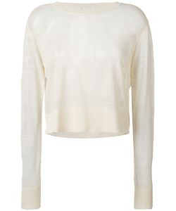 Forte Forte | Sheer Knitted Jumper Size I
