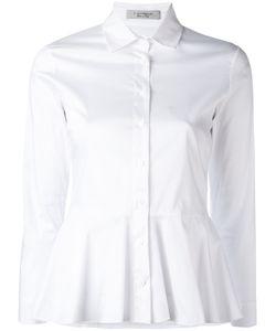 D.exterior | Peplum Shirt Size Small