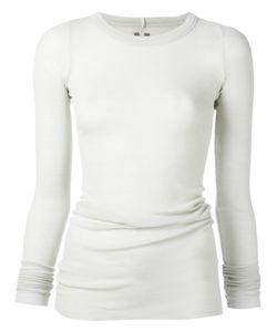 Rick Owens | Ribbed T-Shirt Size 42