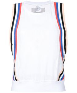 P.E Nation | Off Racing Tank Top Size 12