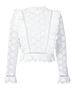 Zimmermann | Блузка С Вышивкой