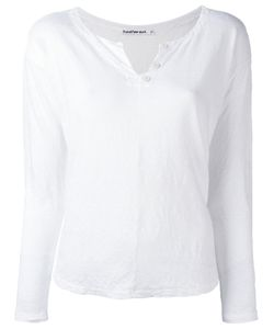 Transit   Button Collar T-Shirt Size 4
