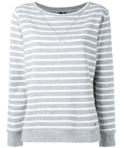 Woolrich | Striped Sweatshirt Size Medium
