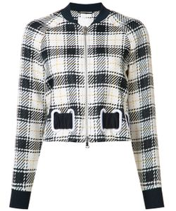 3.1 Phillip Lim | Surf Plaid Bomber