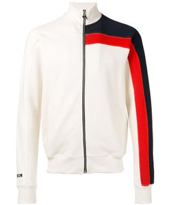 MSGM | Colour Block Jersey Jacket Size Large
