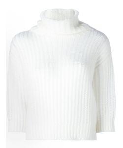Brunello Cucinelli   Roll Neck Sweater Size Medium