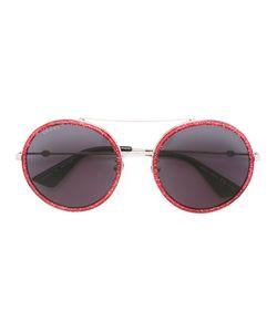 Gucci Eyewear | Aviator Metal Temple Sunglasses Size