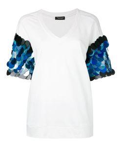 Twin-set | V-Neck T-Shirt Xxs