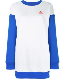 adidas Originals | Printed Oversized Sweatshirt 44 Cotton/Polyester