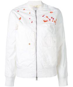 Maharishi   Куртка-Бомбер С Вышивкой