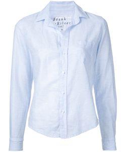 FRANK & EILEEN | Fine Stripe Shirt Size Small