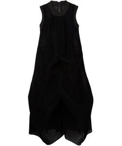 MICOL RAGNI | Сетчатое Платье Структурированного Кроя