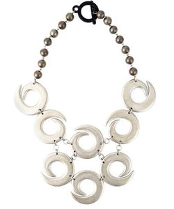 JOZICA | Spiral Necklace