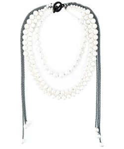 JOZICA | Faux Pearl Necklace