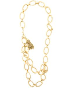 JOZICA | Long Linked Necklace