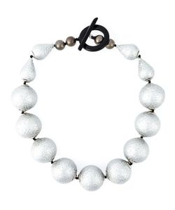 JOZICA | Metal Ball Necklace