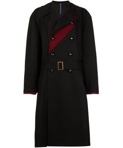 NOCTURNE 22 | Nocturne 22 Belted Double Breasted Coat