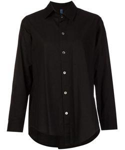 NOCTURNE 22 | Рубашка С Асимметричным Подолом