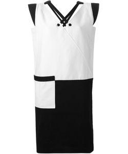 COURREGES VINTAGE | Платье Дизайна Колор-Блок