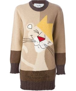 JC DE CASTELBAJAC VINTAGE | Трикотажное Платье Pnk Panther