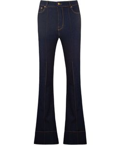 AMAPO | High Waist Flared Jeans