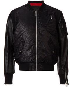 99 IS   Укороченная Куртка-Бомбер