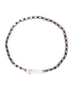 Nikos Koulis | Triangle Spiked Diamond Bracelet