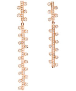 JAGGA | 18k And Diamond Drop Earring