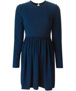 Victoria, Victoria Beckham | Расклешенное Платье С Открытой Спинкой