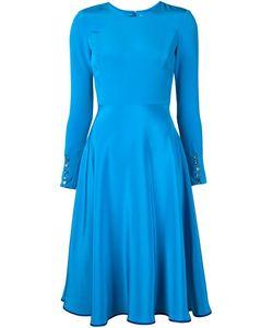 NOVIS   Расклешенное Платье А-Образного Кроя