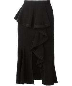 Givenchy | Асимметричная Юбка