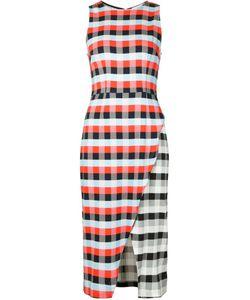 TANYA TAYLOR | Платье Gidget С Разрезом Спереди