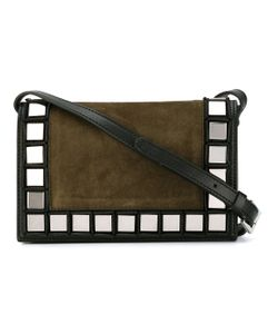 TOMASINI | Stud Detail Cross-Body Bag