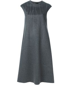 A TENTATIVE ATELIER | Расклешенное Платье На Молнии