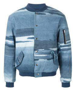 PIGALLE | Куртка-Бомбер С Узором Tie-Dye
