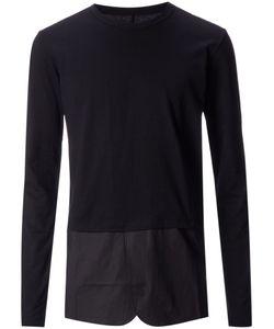 DRESSEDUNDRESSED | Shirt Hem T-Shirt