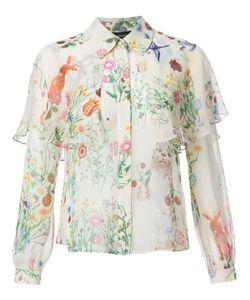 SRETSIS | Блузка С Цветочным Принтом