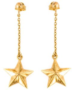 TRUE ROCKS | Star Drop Earrings