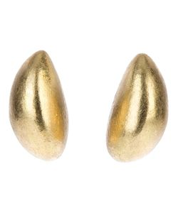 MONIES | Curve Cut Earrings
