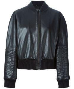 JIL SANDER VINTAGE | Куртка-Бомбер С Панельным Дизайном
