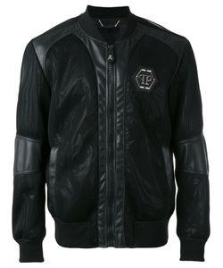 Philipp Plein | Logo Bomber Jacket Size Xl