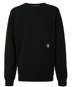 The Elder Statesman | Cashmere Monogram Jumper Adult Unisex Medium