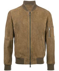 DESA | 1972 Zip Up Bomber Jacket 50 Suede/Cotton
