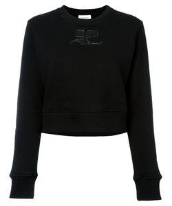 Courreges | Courrèges Logo Patch Sweatshirt