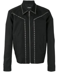 Dsquared2 | Stud Trimmed Jacket Size 50
